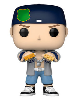 WWE Funko Pop! John Cena (Dr. of Thuganomics) #76