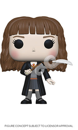 Harry Potter Funko Pop! Hermione Granger (with Feather) (Pre-Order)