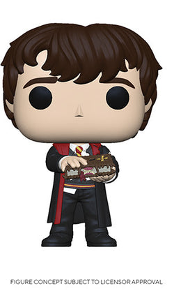 Harry Potter Funko Pop! Neville Longbottom (with Monster Book) (Pre-Order)