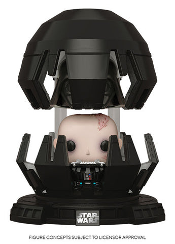 Star Wars: Empire Strikes Back Funko Pop! Darth Vader in Meditation Chamber (Pre-Order)