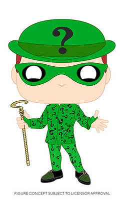 Batman Forever Funko Pop! The Riddler (Pre-Order)