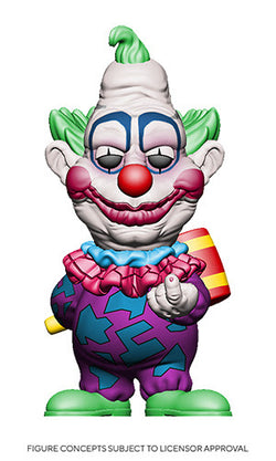 Killer Klowns From Outer Space Funko Pop! Jumbo (Pre-Order)