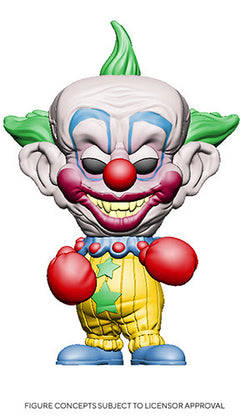 Killer Klowns From Outer Space Funko Pop! Shorty (Pre-Order)