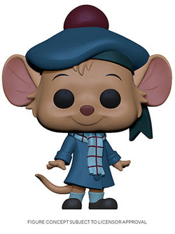 The Great Mouse Detective Funko Pop! Olivia (Pre-Order)