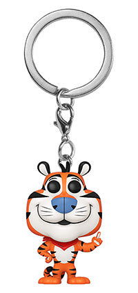 Ad Icons Funko Pop! Keychain Tony the Tiger