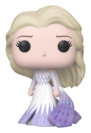 Frozen 2 Funko Pop! Elsa (Epilogue Dress) (Protector of Forest) (Pre-Order)