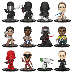 Star Wars Funko Mystery Mini Blind Box The Rise of Skywalker - 12 Unit Display
