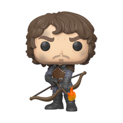 Game of Thrones Funko Pop! Theon (with Flaming Arrow) (Pre-Order)
