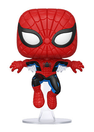 Marvel 80 Years Funko Pop! Spider-Man (First Appearance) (Pre-Order)