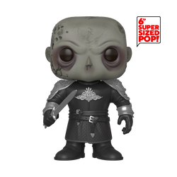 Game of Thrones Funko Pop! The Mountain (Zombie) (Unmasked) 6in (Pre-Order)