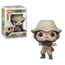 One Piece Funko Pop! Usopp #401