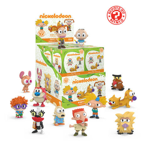 Nickelodeon Funko Mystery Mini Blind Box - Single Unit