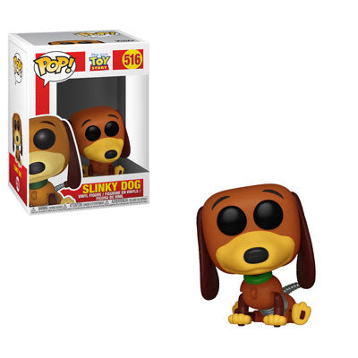Toy Story Funko Pop Slinky Dog 516 Pre Order Big Apple