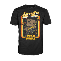 Star Wars Funko Apparel Tee Lando in Space (Pre-Order)