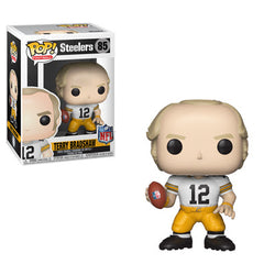 NFL Steelers Funko Pop! Terry Bradshaw #85 (White Jersey)