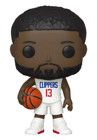 NBA Clippers Funko Pop! Paul George (White Jersey) (Pre-Order)
