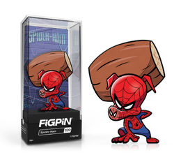 Into the Spider-Verse FiGPiN Spider-Ham Collector Case #320