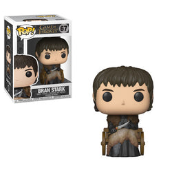Game of Thrones Funko Pop! Bran Stark (in Chair) #67