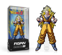 Dragon Ball Z FiGPiN Super Saiyan 3 Goku #222