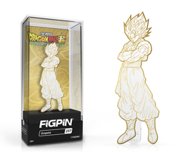 Dragon Ball Super FiGPiN Gogeta (White & gold) #237