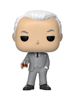 Mad Men Funko Pop! Roger (Pre-Order)