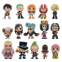 One Piece Funko Mystery Mini Blind Box - 12 Unit Display