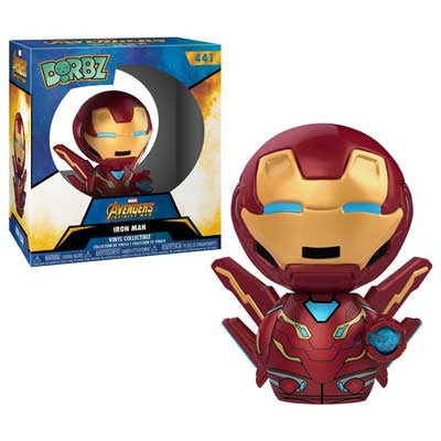 Avengers Infinity Wars Funko DORBZ Iron Man with Wings