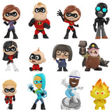 Incredibles 2 Funko Mystery Mini Blind Box - 12 Unit Display