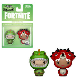 Fortnite Funko Pint Size Heroes Rex & Tricera Ops (Pre-Order)