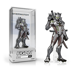 Overwatch FiGPiN Genji Collector Case #169 (Pre-Order)