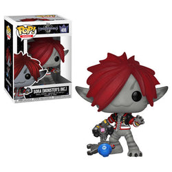 Kingdom Hearts 3 Funko Pop! Sora (Monster's Inc.) #408