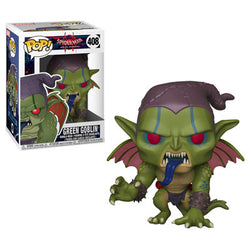 Animated Spider-Man Funko Pop! Green Goblin #408