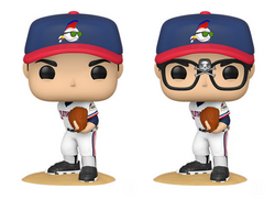 Major League Funko Pop! Ricky Vaughn CHASE & Common (Pre-Order)
