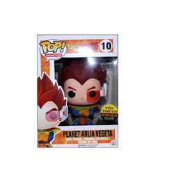 Dragon Ball Z Funko Pop! Planet Arlia Vegeta