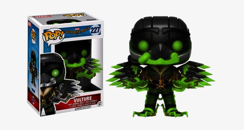 Spider-Man: Homecoming Funko Pop! Vulture (GITD) #227