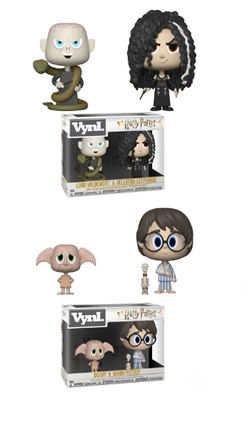 Harry Potter Funko VYNL Complete Set of 2 (Pre-Order)