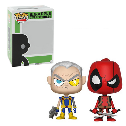 Deadpool Funko Vynl Deadpool & Cable