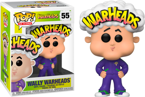 Warheads Funko Pop! Wally Warhead #55 (Pre-Order)