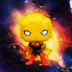 Marvel 80 Years Funko Pop! Adam Warlock (with Infinity Gauntlet) #618 (Pre-Order)