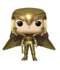 Wonder Woman 1984 Funko Pop! Wonder Woman (Golden Eagle) (Wings Out) (Metallic) (Pre-Order)