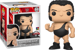 WWE Funko Pop! Andre the Giant 6in #64 (Pre-Order)