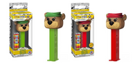Hannah Barbera Funko Pop! Pez Yogi Bear CHASE & Common (Pre-Order)