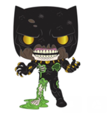 Marvel Zombies Funko Pop! Zombie Black Panther (Pre-Order)