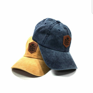 Pigment Washed Dad Hats
