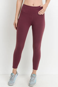 Plum Leggings