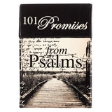 101 Promises from Psalms Cards, A Box of Blessings