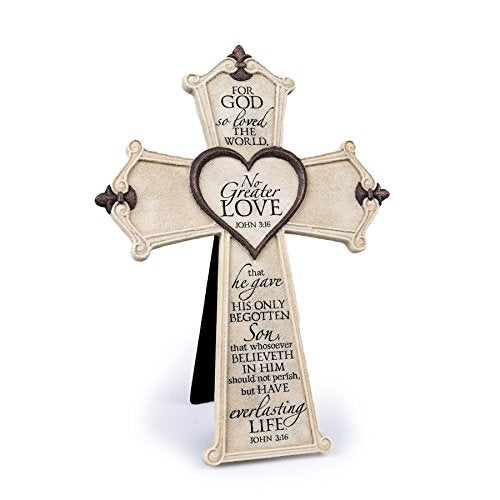 Cross-No Greater Love (John 3:16) (Desktop)-Cast S