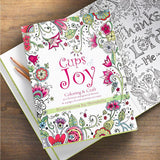 Cups Of Joy Coloring & Craft Color Book