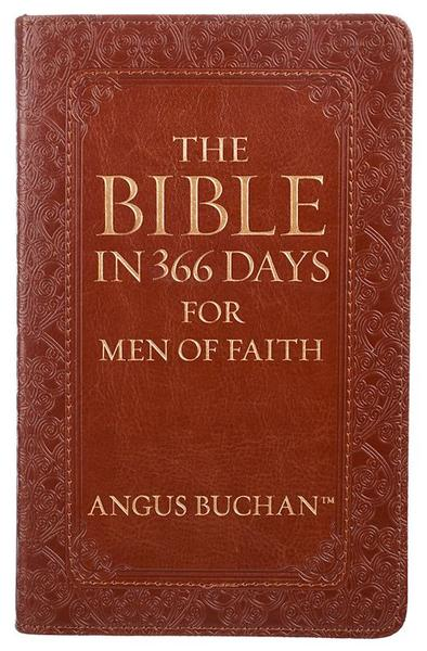 The Bible In 366 Days For Men Of Faith - Angus Buchan