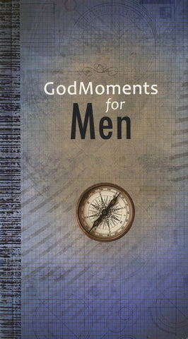 God Moments For Men - Andrew Holmes